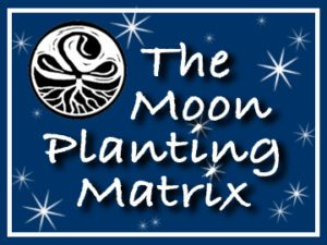 The Moon Planting Matrix software